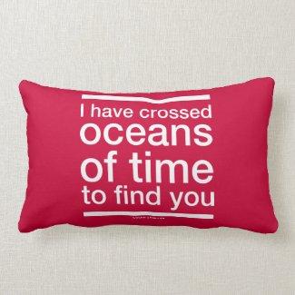 Dracula Throw Pillows