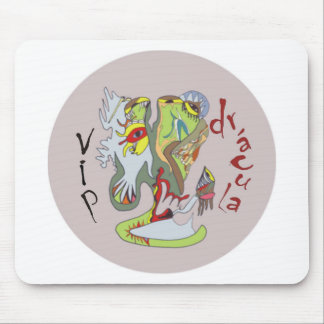 Drácula V.I.P Mousepad