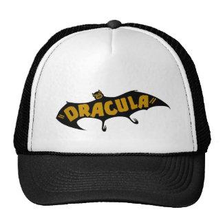 Dracula Vampire Bat Trucker Hat