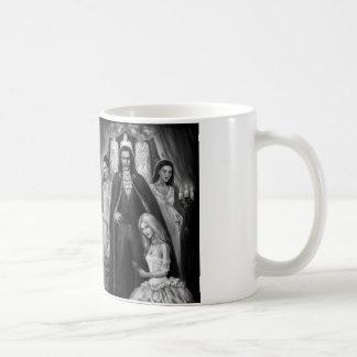 Drácula y sus señoras tazas