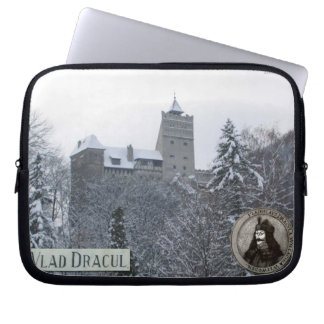 Dracula's castle at Bran Computer Sleeve