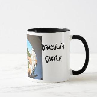 Dracula's castle, Bran, Transylvannia 4 Mug