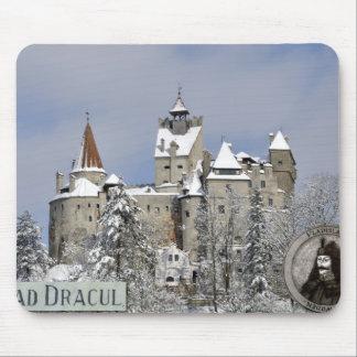 Dracula's castle, Bran, Transylvannia Mouse Pad