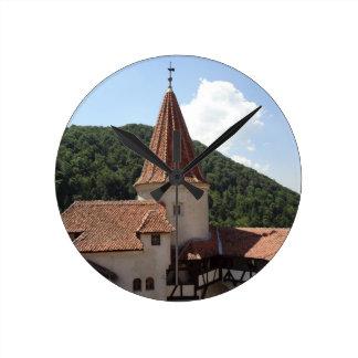 Dracula's Castle Clock