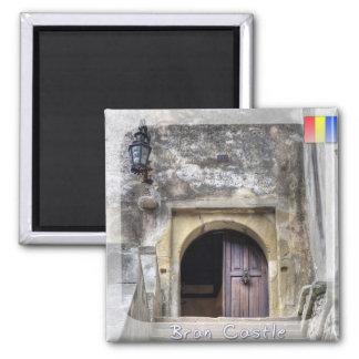 Dracula's Castle Entrance Magnet