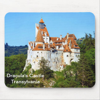 Dracula's Castle, Transylvania 1 Mouse Pad