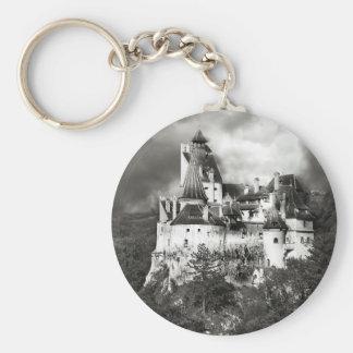 Dracula's Castle, Transylvania Keychain