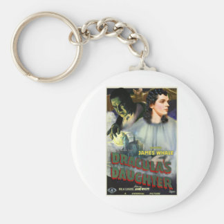 Dracula's Daughter Keychain