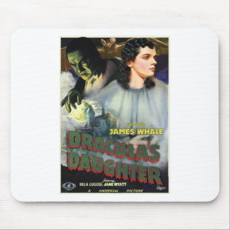 DRACULA'S DAUGHTERS by Philip J. Riley Mouse Pad