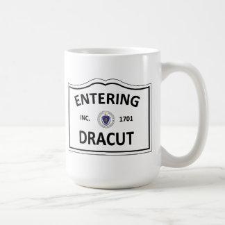 DRACUT MASSACHUSETTS Hometown Mass MA Townie Coffee Mug