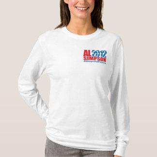 Draft Al - ladies fitted hoodie