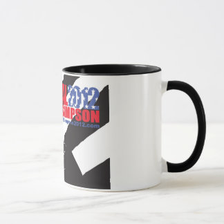 Draft Al - striped mug