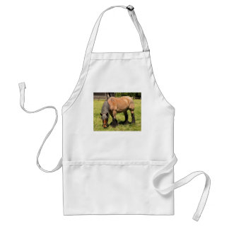 Draft Horse Adult Apron