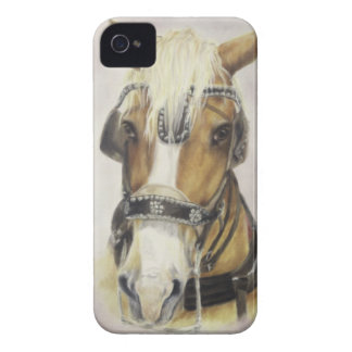 Draft Horse Gelding iPhone4/4S Case