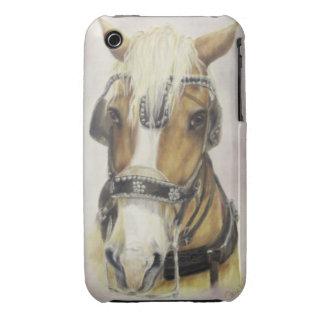 Draft Horse Gelding iPhone 3G/3GS Case