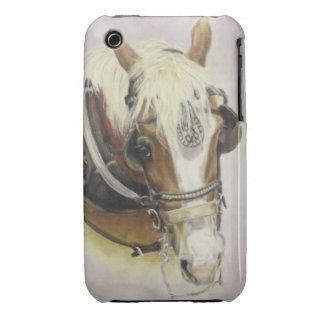 Draft Horse Mare iPhone 3G/3GS Case