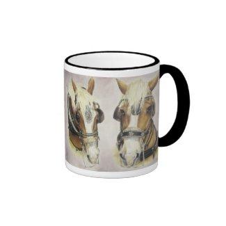 Draft Horse Mug