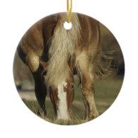 Draft Horse Ornament