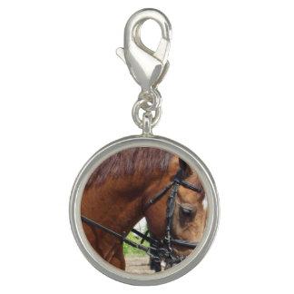 Draft Horse Charm Bracelet