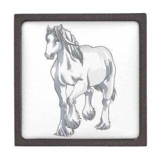 DRAFT HORSE PREMIUM JEWELRY BOX