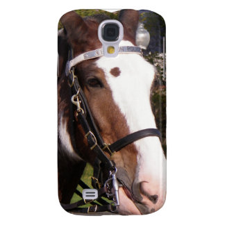 Draft Horse Rescue iPhone 3G Case Galaxy S4 Cover