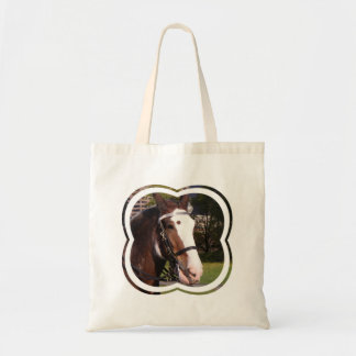 Draft Horse Rescue Small Tote Bag