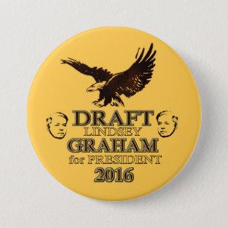 Draft Lindsey Graham 2016 Button