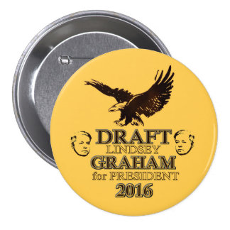 Draft Lindsey Graham 2016 Button