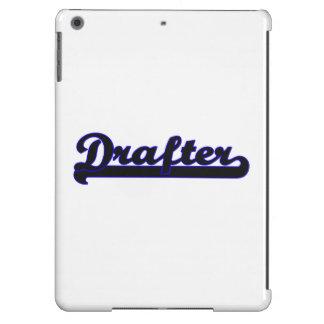 Drafter Classic Job Design iPad Air Cases