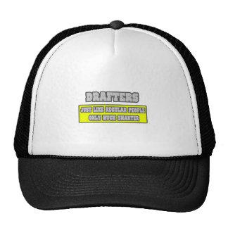 Drafters...Much Smarter Trucker Hat