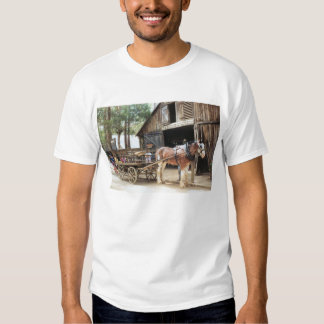 Drafthorse t T-Shirt