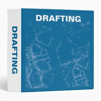 Drafting 3 Ring Binder