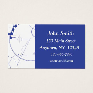 Drafting Business Card