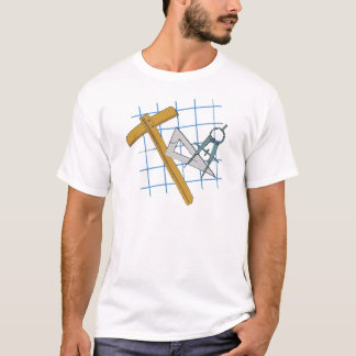 Drafting Design Tools T-Shirt