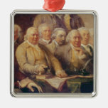 Drafting the Declaration of Independence Christmas Ornament