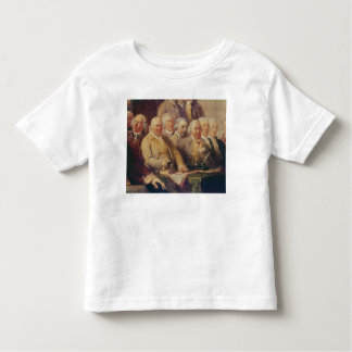 Drafting the Declaration of Independence T Shirt