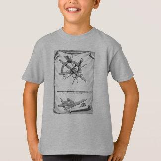 Drafting Tools of Andrea Palladio T-Shirt