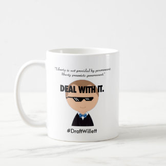 #DraftWillett Coffee Mug