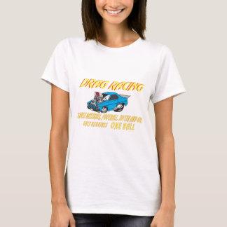 DRAG CAR BALLS T-Shirt