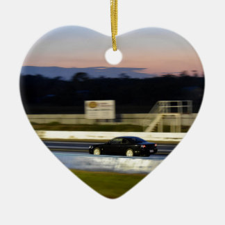 DRAG CAR RACING AUSTRALIA NISSAN SILVIA CERAMIC ORNAMENT