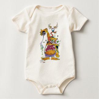 Drag Daddy presents Gear Grinder 9000 Baby Bodysuit