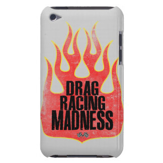 Drag fire iPod touch cover