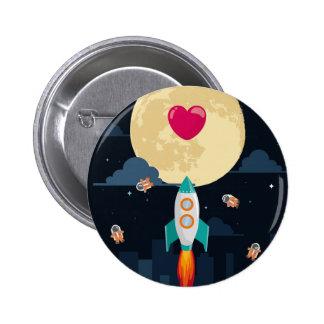 Drag Me Down Music Video - Standard Round Badge Pinback Button