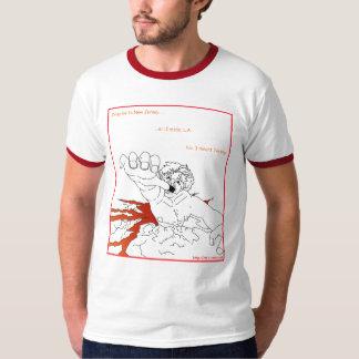 Drag me (short sleeve) tee shirt