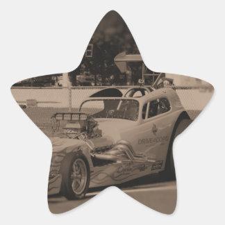 drag photo zazzle1.jpg star sticker