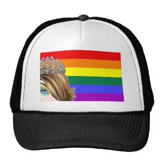Drag Pride Cap Trucker Hat