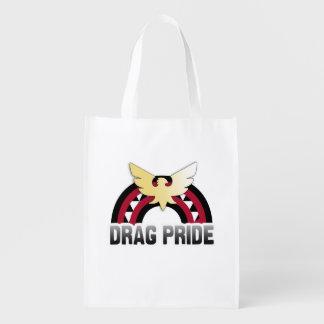 Drag Pride Reusable Grocery Bag