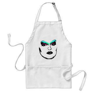 drag queen adult apron