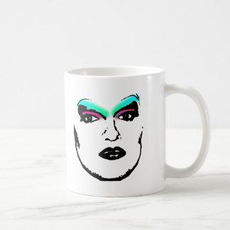 drag queen coffee mug