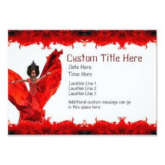 Drag Queen Custom Par ty Invites